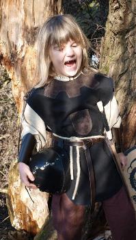 Mittelalter-Kleidung