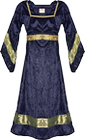 Burgjungfraukleid Marion, Gr. 116-128